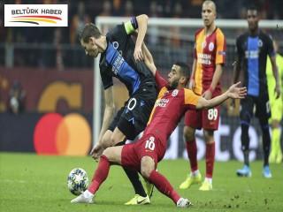Galatasaray son anda yıkıldı