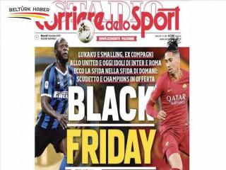 'Black Friday' manşeti ırkçılık tartışmalarını alevlendirdi