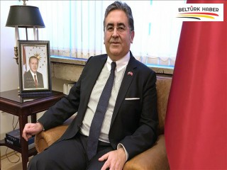 Hasan Ulusoy Brüksel Büyükelçisi olarak atandı