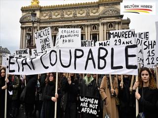 Kadına şiddette Fransa ve İngiltere başı çekiyor