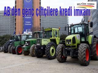 AB'den genç çiftçilere kredi müjdesi