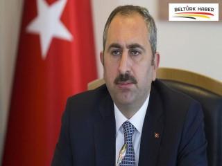 """Adalet Bakanı Gül:""""Brüksel'deki vatandaşlarımızı hukuki tepkiye davet ediyorum"""""""