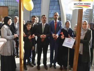 """Almanya'da """"Aile ve Dini Rehberlik Bürosu"""" açıldı"""
