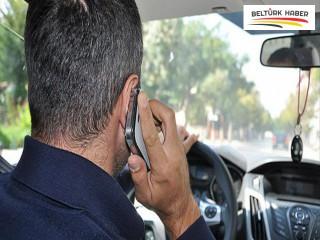 """Belçika'da """"Trafik kazalarının yüzde 10'u cep telefonu kullanımından kaynaklanıyor"""""""