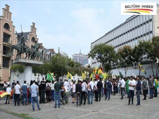 Belçika'nın 'imtiyazlı' terör örgütü: PYD/PKK