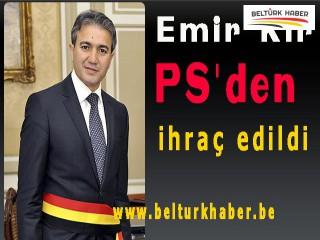 Emir Kır, PS'den ihraç edildi