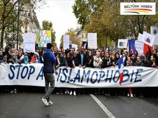 Fransa'da geçen yıl İslam karşıtı saldırılar yüzde 54 arttı