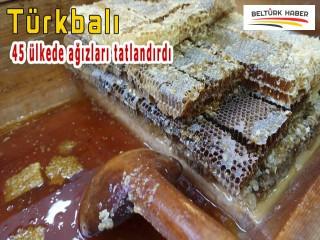 Türk balı 45 ülkede ağızları tatlandırdı