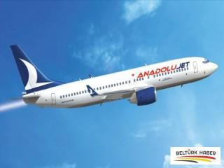 AnadoluJet'ten yurt dışına 1 dolara uçak bileti