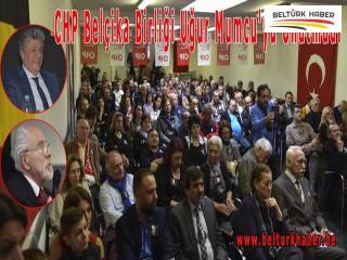 CHP Belçika Birliği Uğur Mumcu'yu Unutmadı