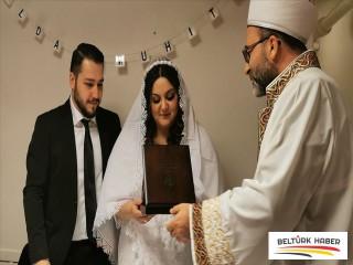 Danimarka'da Türk imamlar resmi nikah kıymaya başladı